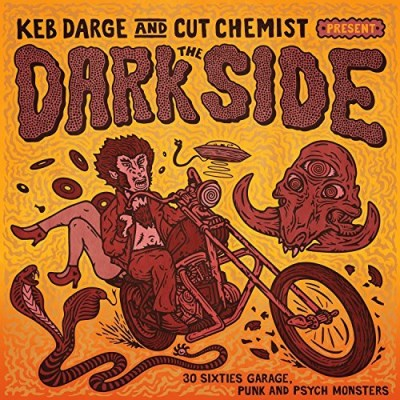 Keb Darge & Cut Chemist The Dark Side