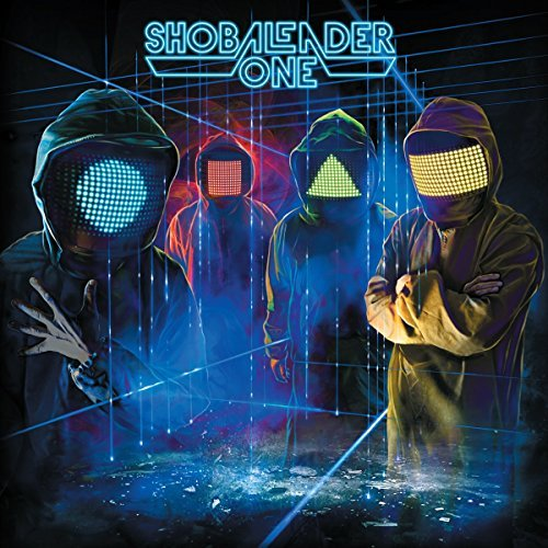 Shobaleader One Elektrac 2cd In Case Bound Sleeve With 8 Page Booklet