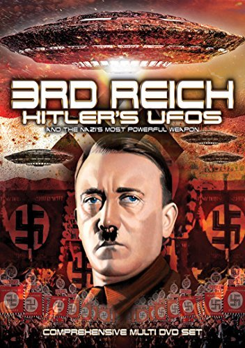 3rd Reich Hitler's Ufos & The Nazi's Most Powerful Weapon DVD Nr