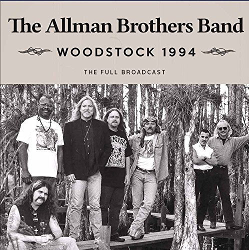 Allman Brothers Band Woodstock 1994