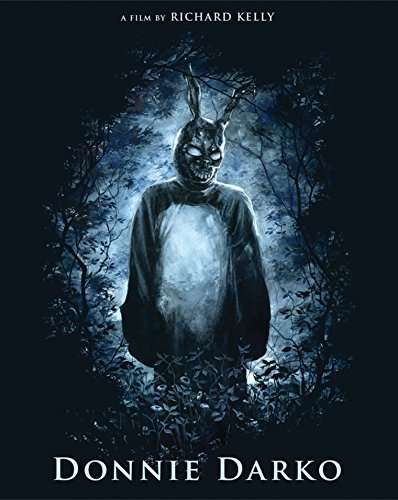 Donnie Darko Gyllenhall Malone Barrymore Swayze Blu Ray DVD R
