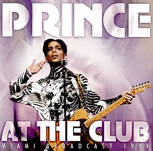 Prince At The Club
