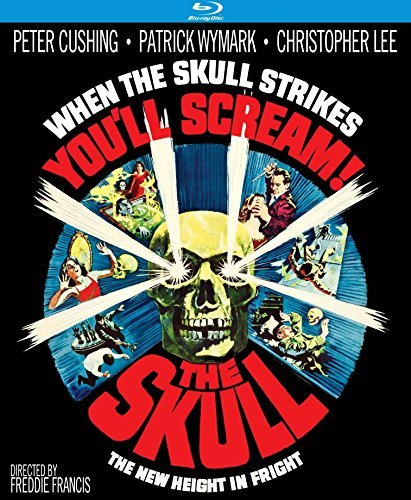 Skull (1965) Cushing Lee Blu Ray Nr