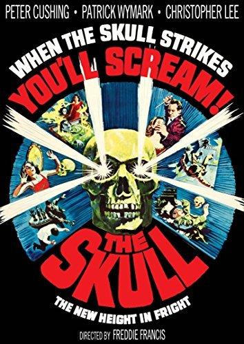 Skull Cushing Lee DVD Nr