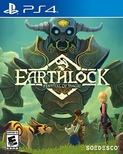 Ps4 Earthlock Festival Of Magic