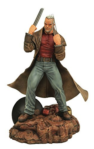 Statue Old Man Logan Marvel Gallery