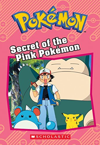Tracey West Secret Of The Pink Pok?mon (pok?mon Classic Chapte