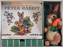 Charles Santore The Peter Rabbit Gift Set Including A Classic Board Book And Peter Rabbit P