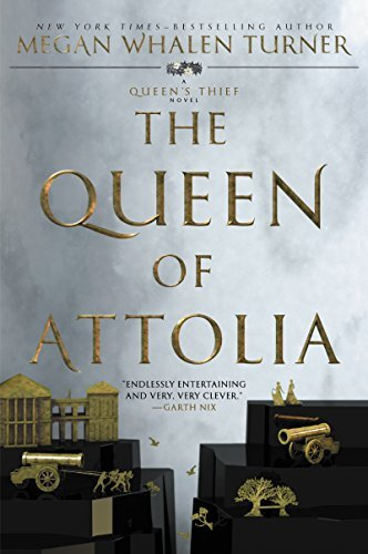 Megan Whalen Turner The Queen Of Attolia