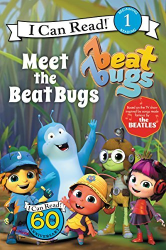 Anne Lamb Beat Bugs Meet The Beat Bugs