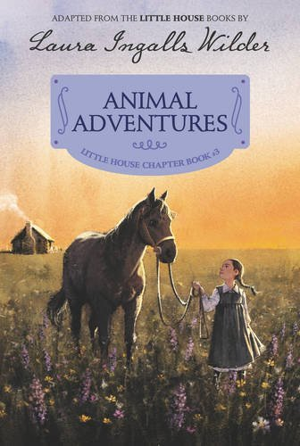 Melissa Peterson Animal Adventures Reillustrated Edition