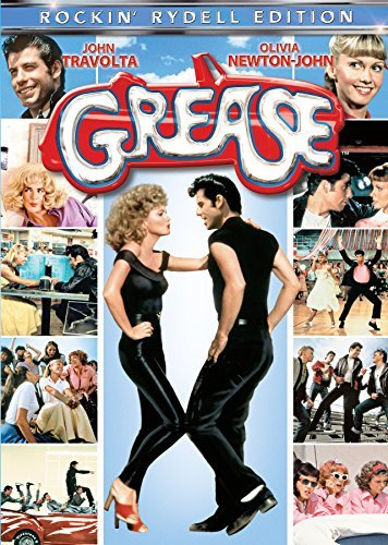 Grease Travolta Channing Newton John DVD Pg