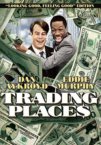 Trading Places Murphy Akroyd Curtis DVD R