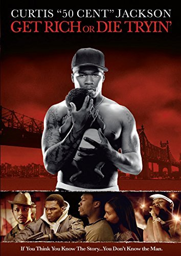 Get Rich Or Die Tryin' 50 Cent Howard DVD R