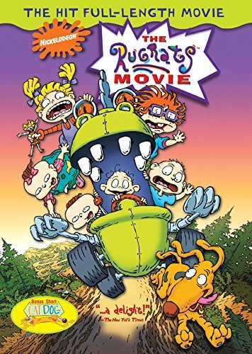 Rugrats Movie Rugrats Movie DVD G