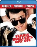 Ferris Bueller's Day Off Broderick Sara Ruck Blu Ray Pg13