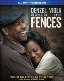 Fences Washington Davis Blu Ray Dc Pg13