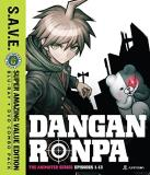 Danganronpa The Animated Series Season 1 Blu Ray DVD