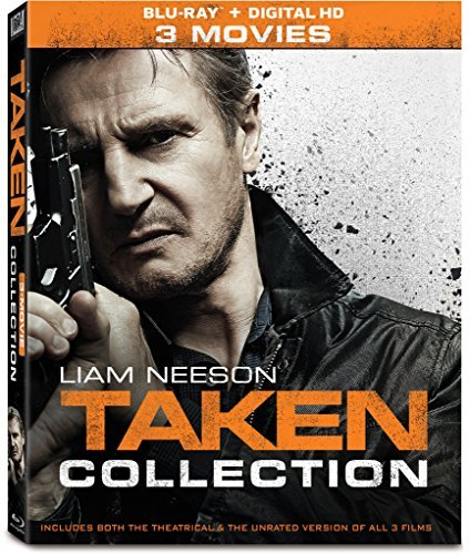 Taken 3 Movie Collection Blu Ray Nr