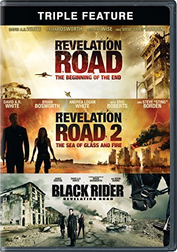 Revelation Road Triple Feature DVD