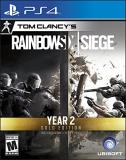 Ps4 Tom Clancy's Rainbow Six Siege Year 2 Gold Edition
