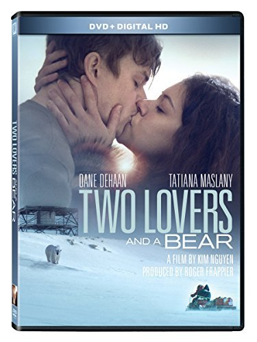 Two Lovers & A Bear Dehaan Maslany Pinsent DVD R