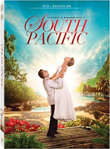South Pacific Brazzil Gaynor DVD