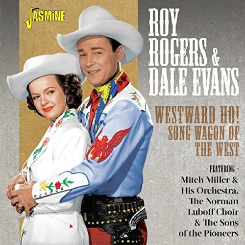 Rogers Roy Evans Dale Westward Ho! Song Wagon Of The Import Gbr 2cd