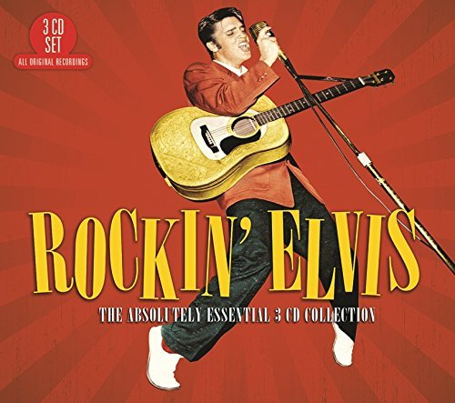 Elvis Presley Rockin Elvis Absolutely Essen Import Gbr 3cd