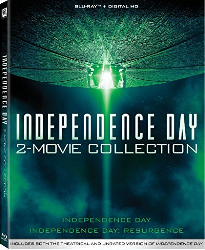 Independence Day 2 Movie Collection Blu Ray Nr