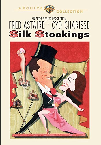 Silk Stockings (1957) Silk Stockings (1957) This Item Is Made On Demand Could Take 2 3 Weeks For Delivery