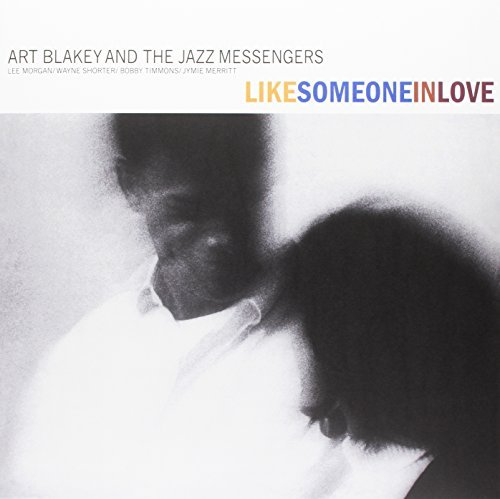Art Blakey & The Jazz Messengers Like Someone In Love Lp