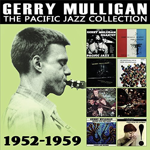 Gerry Mulligan Pacific Jazz Collection