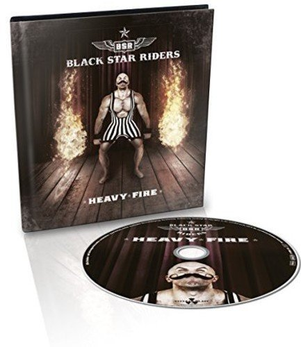 Black Star Riders Heavy Fire Import Gbr