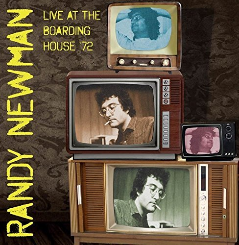 Randy Newman Live At The Boarding House '72 Lp