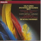 Villa Lobos Barber Vaughan Williams Neville Marrin Bachianas Brasil