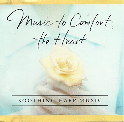 Judith Pintar Music To Comfort The Heart Soothing Harp Music