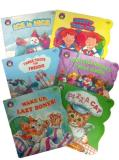 6 Playmore Reading Books For Children Ice Is Nice