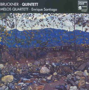 A. Bruckner String Quintet In F Major Intermezzo