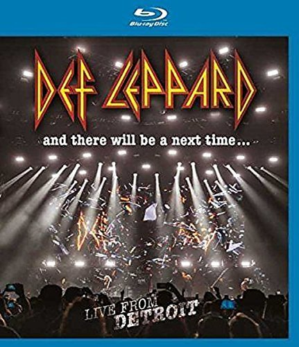 Def Leppard & There Will Be A Next Time L Import Gbr