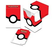 Deck Box Pokemon Pokeball Deck Box