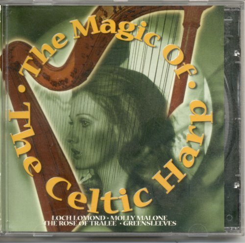 Claire Hamilton Magic Of Celtic Harp