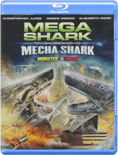 Mega Shark Vs Mecha Shark Mega Shark Vs Mecha Shark Blu Ray Nr