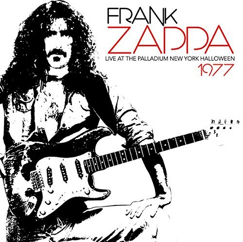 Frank Zappa Live At The Palladium New York Halloween 1977 Lp