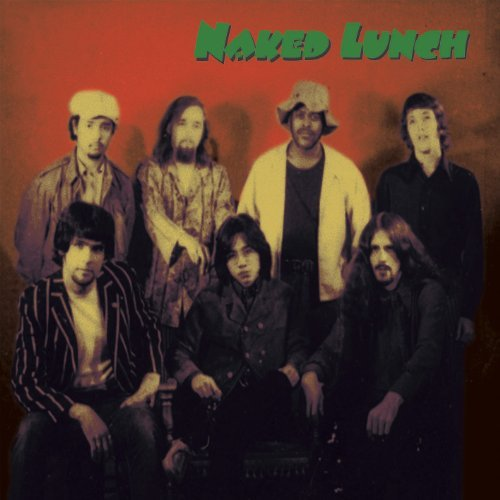 Naked Lunch Naked Lunch (world In Sound Label 1969 1972 Recor