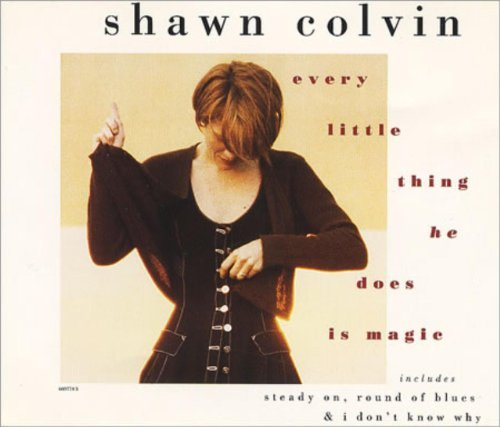 Shawn Colvin Every Little Thing He Does Is Magic