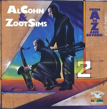 Cohn Al Sims Zoot From A To Z And Beyond