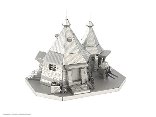 Metal Earth Hagrid's Hut