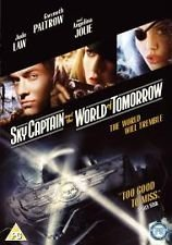 Sky Captain & The World Of Tom Law Paltrow Jolie Ws Pg
