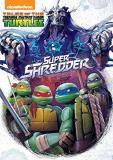 Teenage Mutant Ninja Turtles Super Shredder DVD
